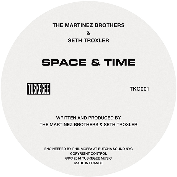 The Martinez Brothers Amp Seth Troxler Space Amp Time