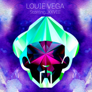 LOUIE VEGA STARRING...XXVIII (COVER ART FINAL)