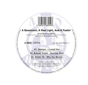 Madhouse - KCLP623-17 - A Basement, A Red Light and A Feelin' - Side A