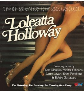 SALSBMG06LP Loleatta Holloway 3mm LP sleeve