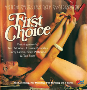 SALSBMG07LP First Choice 3mm LP sleeve