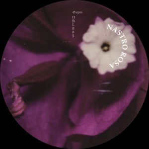 DBL005 Luca C & Brigante NASTRO ROSA_label single sided