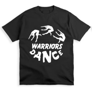 Warriors Dance - t-shirt - Black