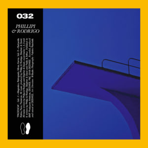 DEEWEE032_Phillipi & Rodrigo_Paciencia_Album_packshot
