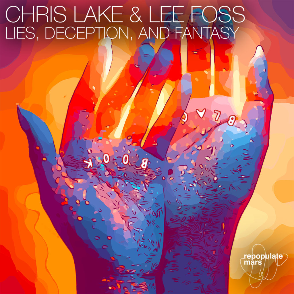 RPM058_Chris Lake & Lee Foss_Lies, Deception, And Fantasy_Release Artwork_2