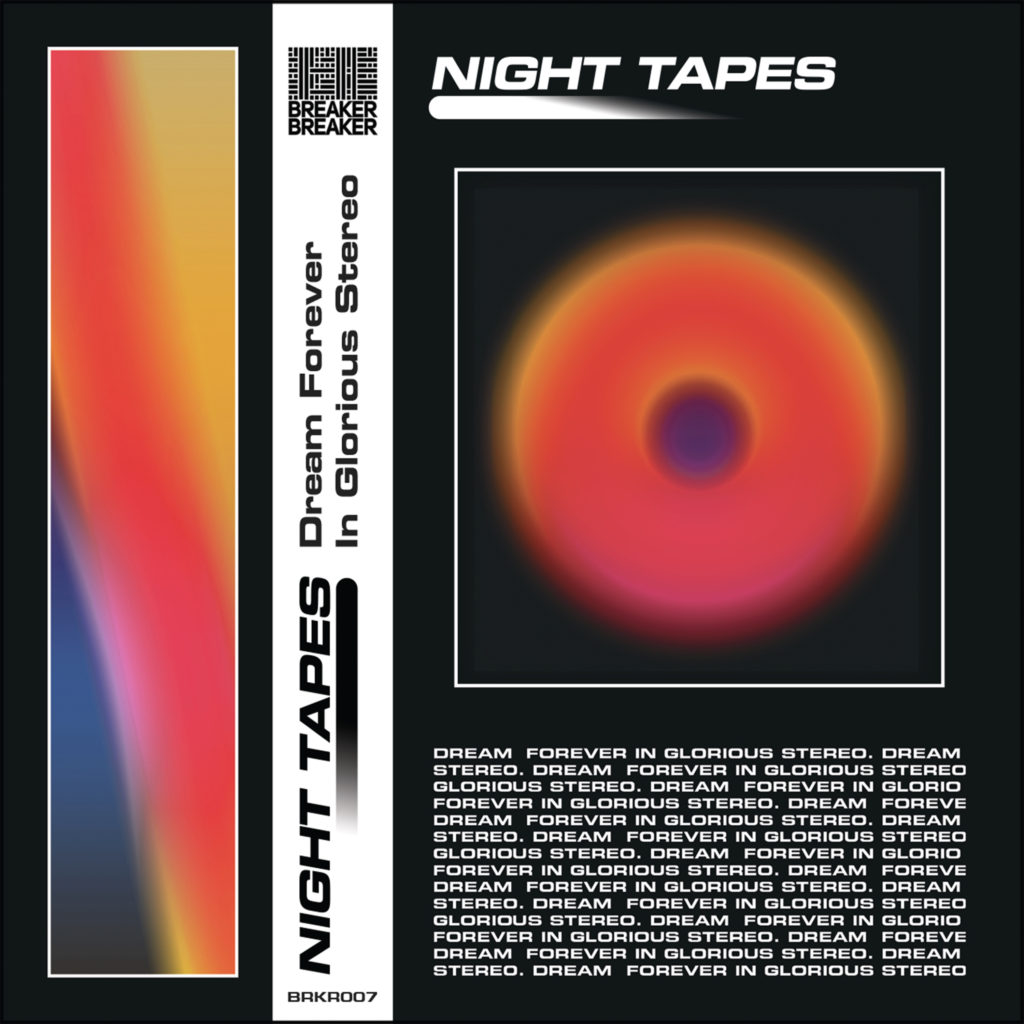 Night Tapes Cover 3000