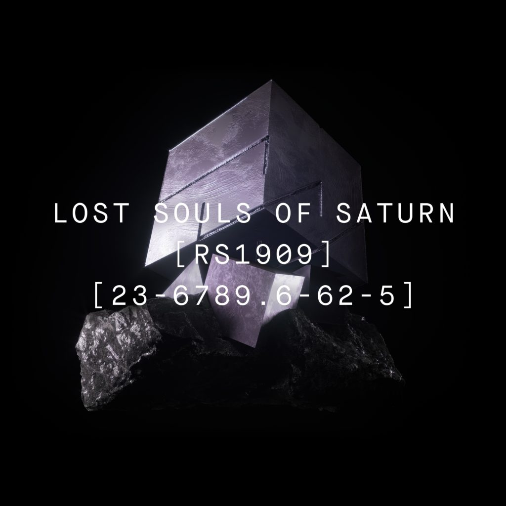 LOST SOULS OF SATURN - LOST SOULS OF SATURN - RS1909