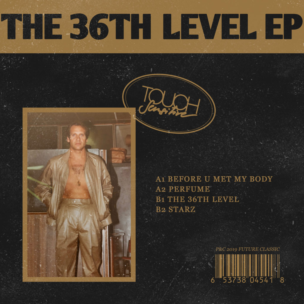 TouchSensitive_Release_The36thLevelEP_CoverArt-4000x4000-300dpi