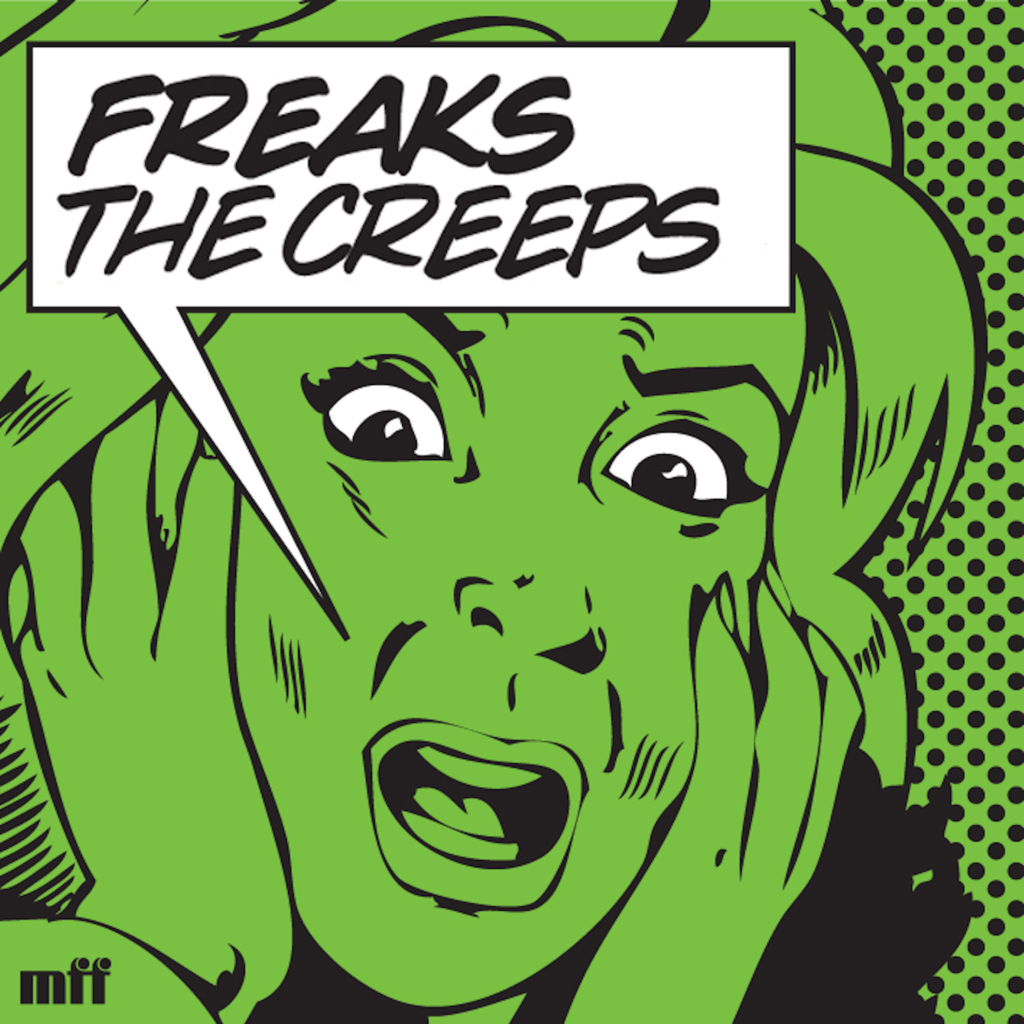 Freaks - The Creeps Artwork