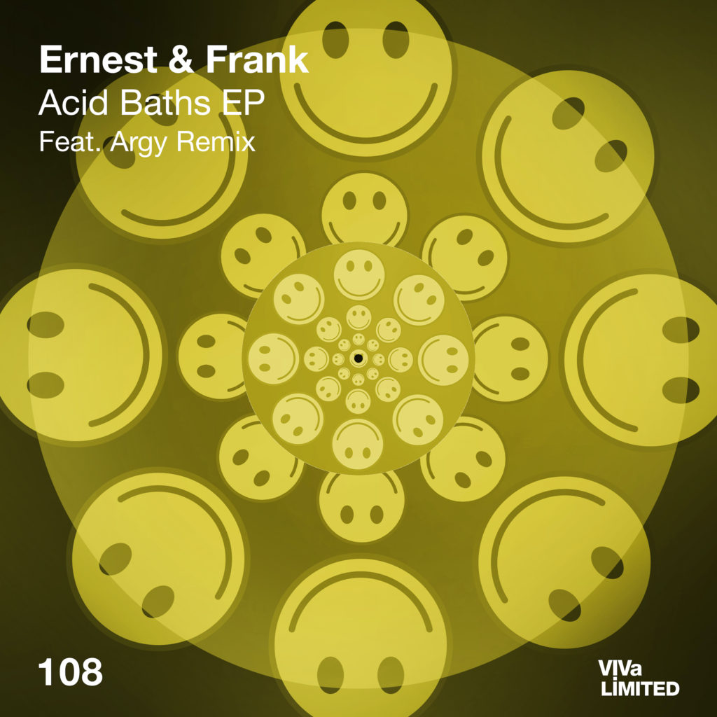 VIVALTD108 Ernest & Frank Acid Baths EP Feat. Argy Remix 1