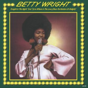 Betty Wright sleeve