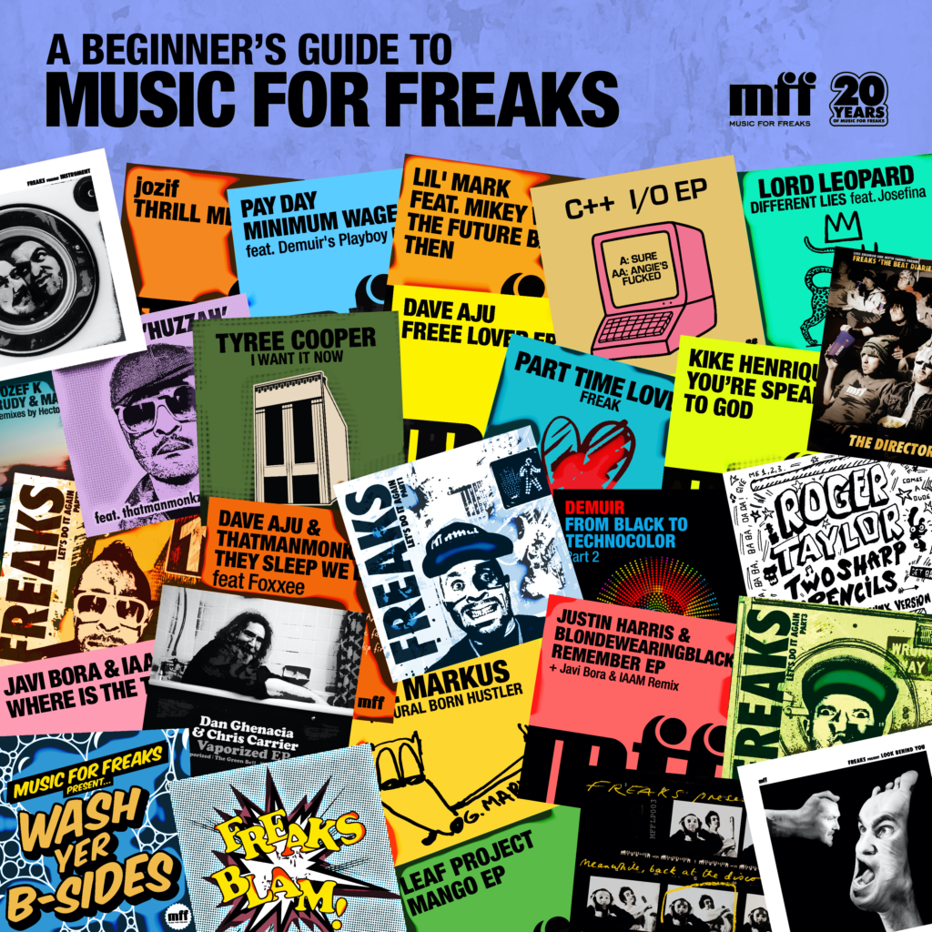 A Beginner's Guide To Music For Freaks (1)